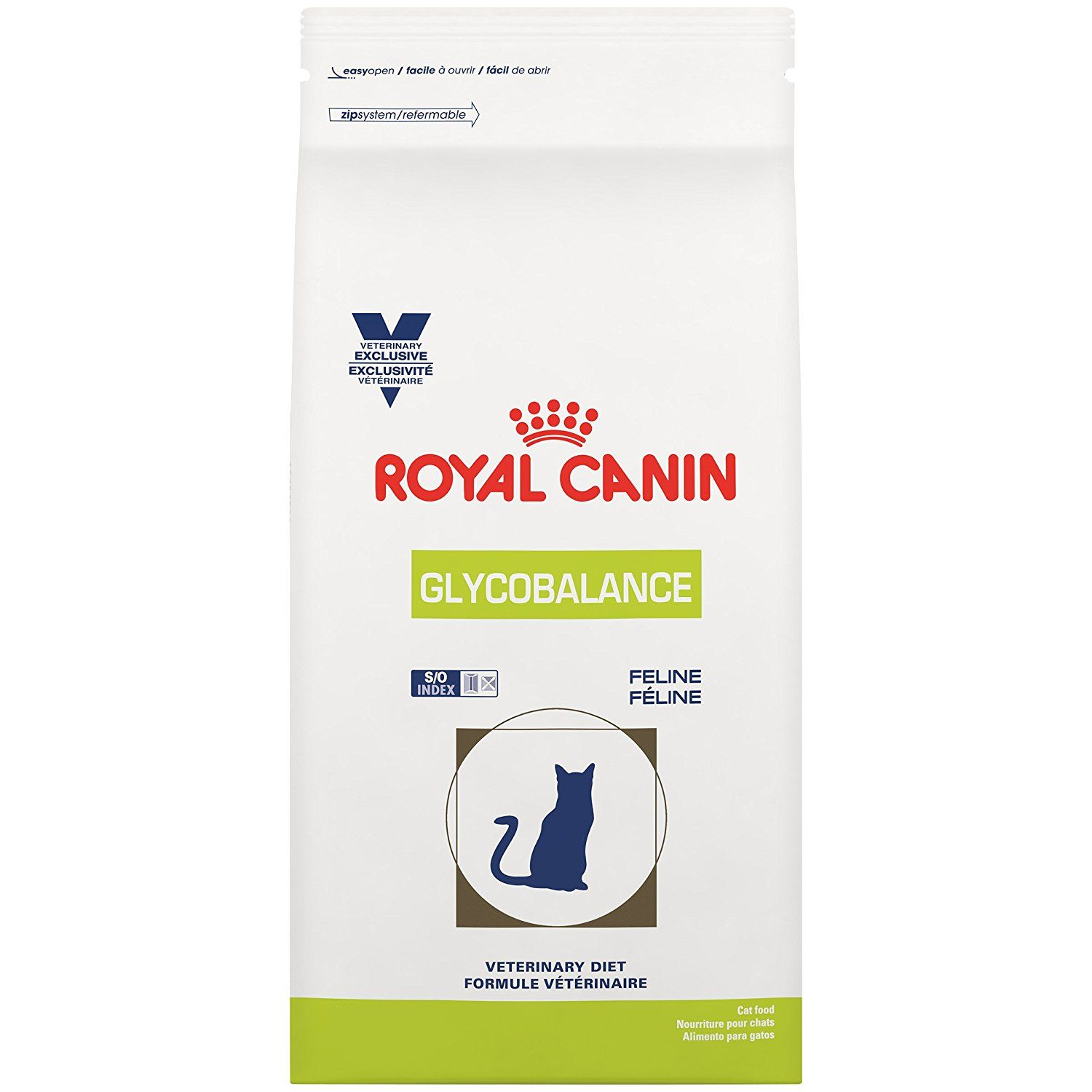 Royal Canin Feline Glycobalance Dry 4 4 Lb Cat Food More Info Could Be Found At The Image Url This Is An Affiliate Link Cat Food Dry Cat Food Royal Canin
