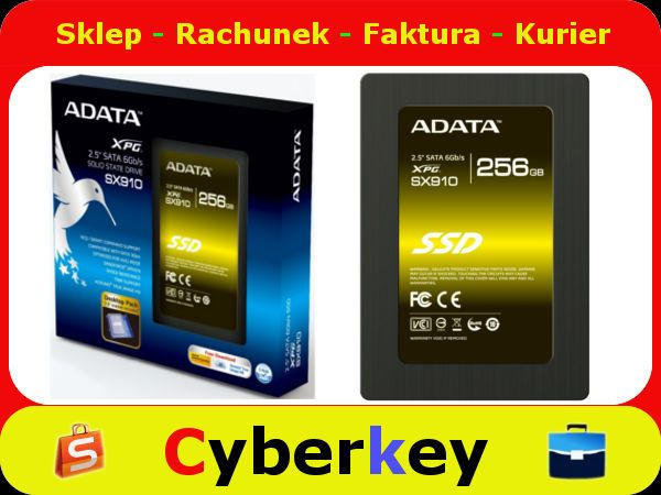 Ssd 256gb 2 5 Xpg Sx910 Sata3 Sf2281 Adata 5311238331 Oficjalne Archiwum Allegro Ssd Abs Electronic Products