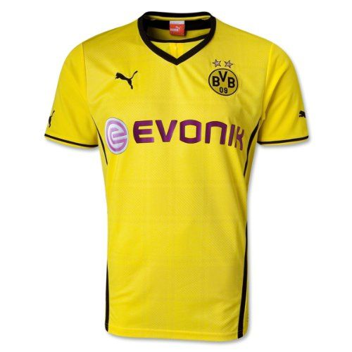 Country Germany 50547 Show Your Support For The Borussia Dortmund With This Official Home Jersey From Puma Soccer Outfits World Soccer Shop Soccer Jersey