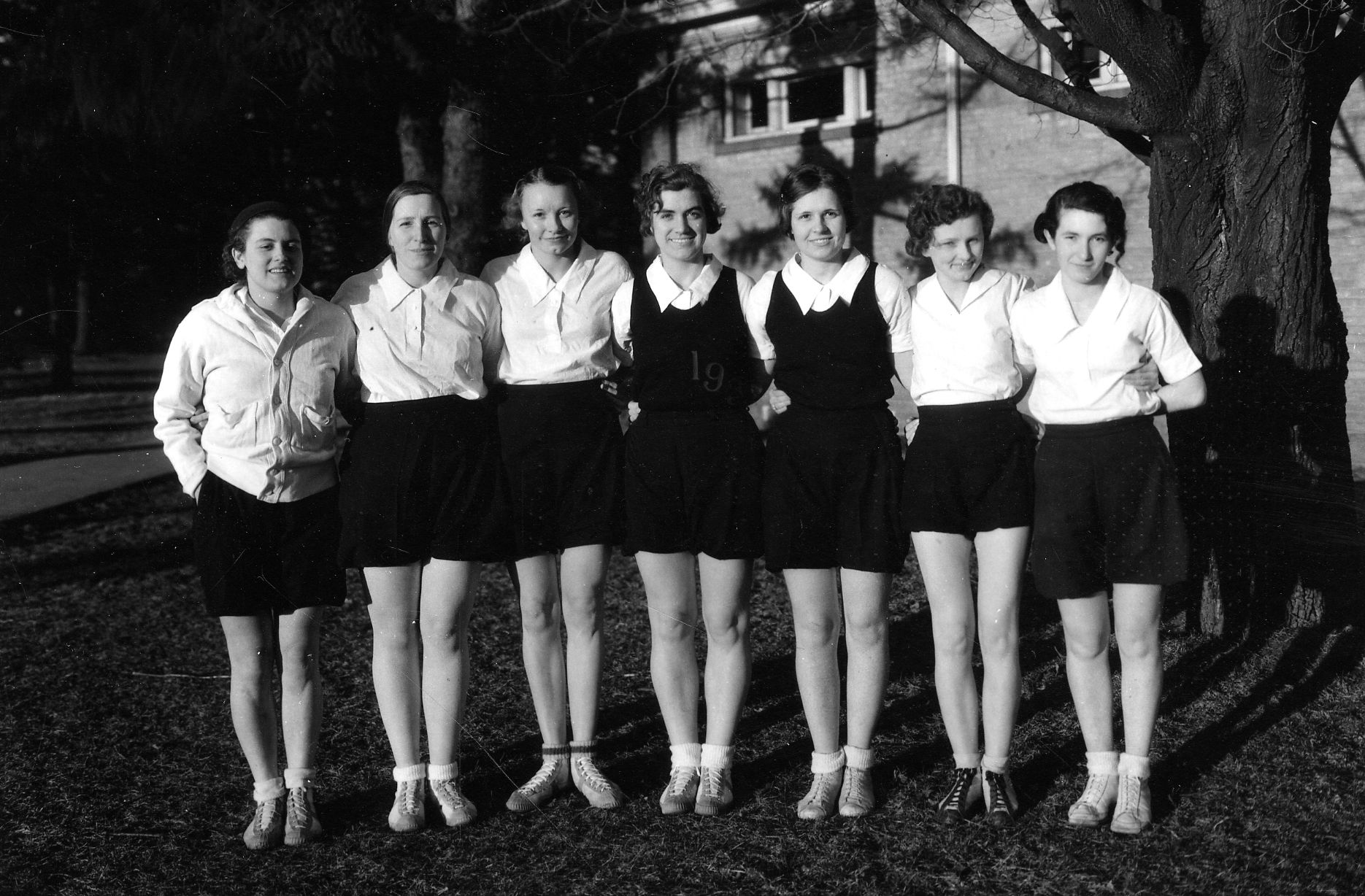 1930s Volleyball Team 1930s Volleyball Team Women Volleyball Volleyball