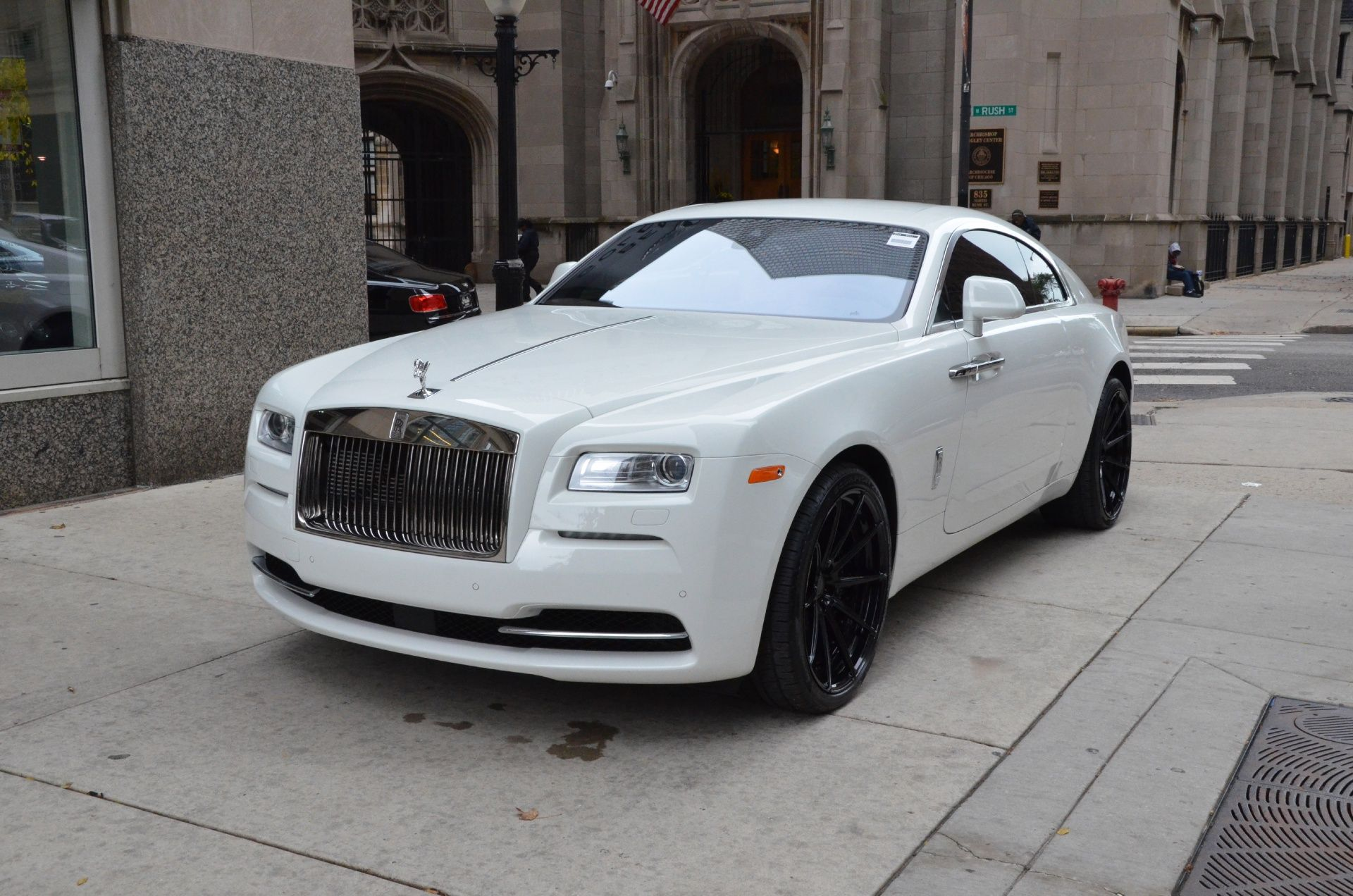 Rolls royce wraith wedding vehicles of the day for Gold coast bentley luxury motors