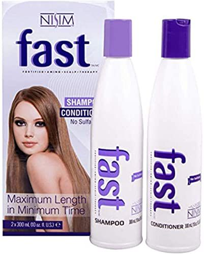 New NISIM F.A.S.T Fortified Amino Scalp Therapy Shampoo
