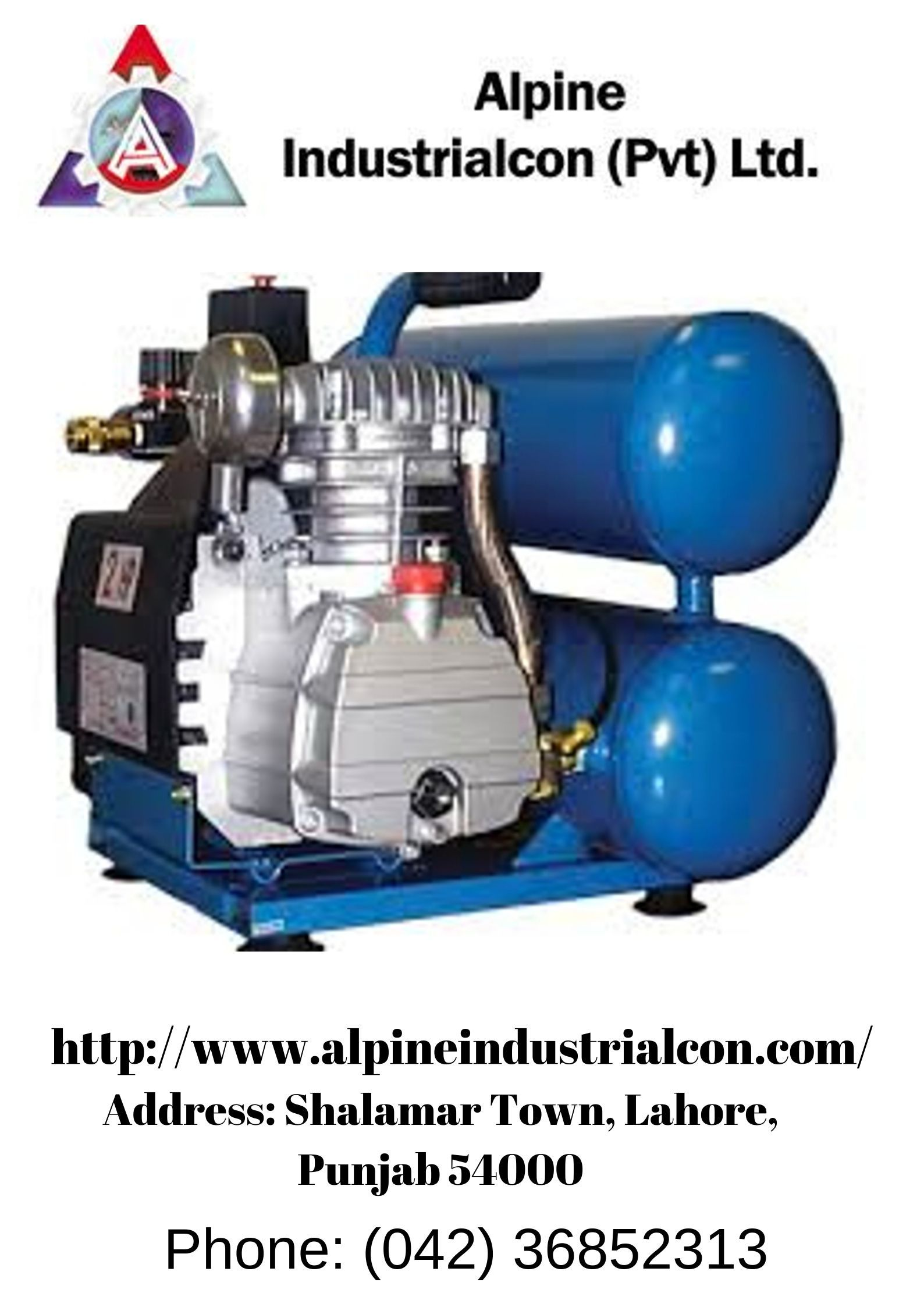 Industrial Air and Gas Compressor Air compressor, Gas