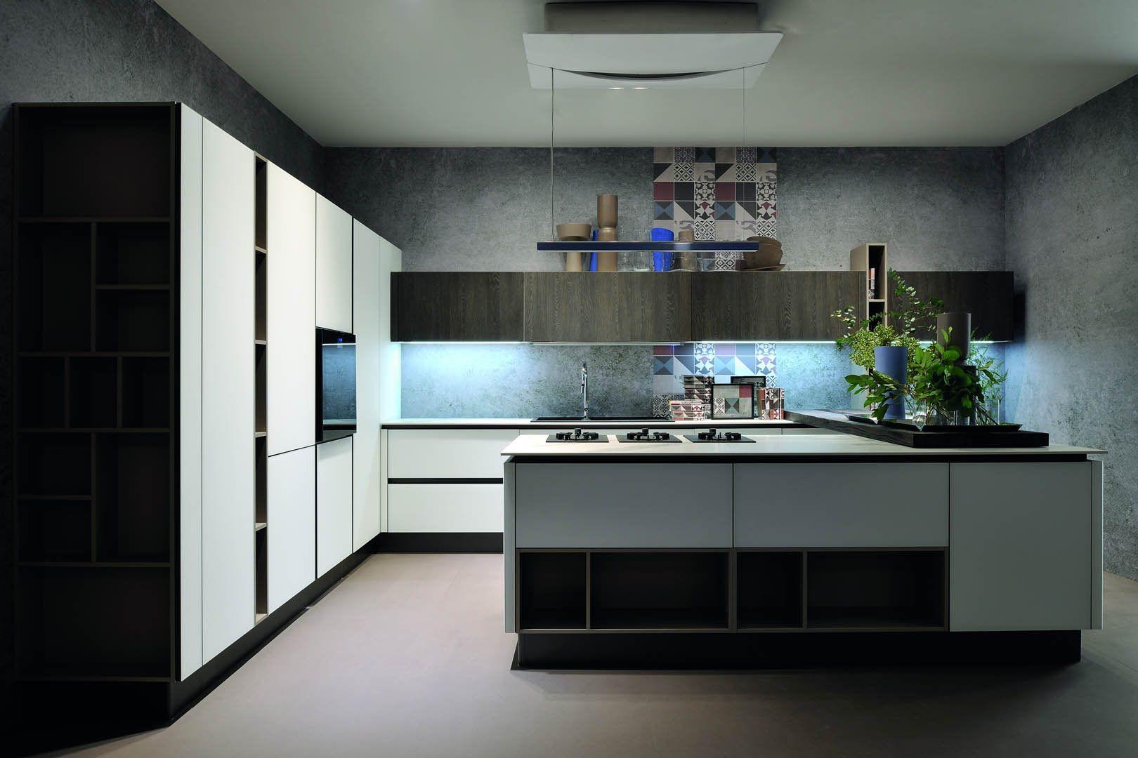 Aran Cucine. Итальянская мебель, кухни, светильники
