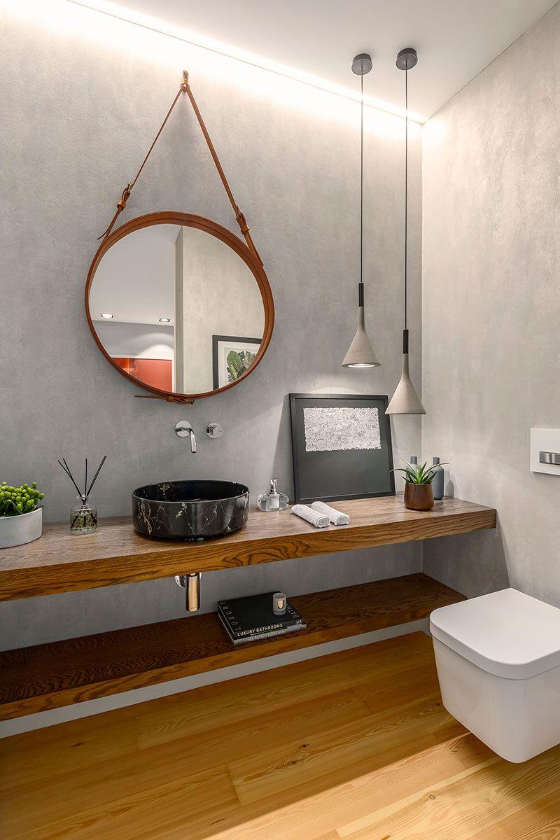 Conforto E Praticidade Banheiros Baratos Iluminacao Banheiro E