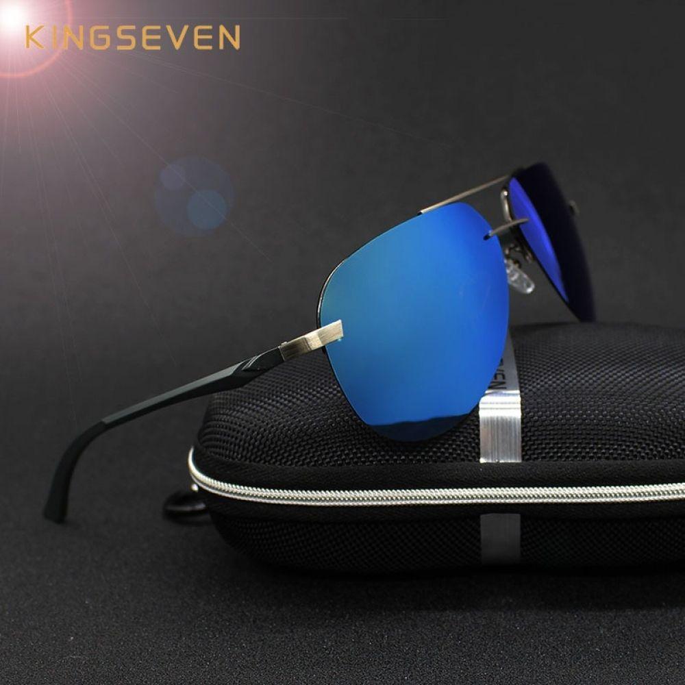 817bcba973b2 KINGSEVEN Aluminum Magnesium Polarized Sunglasses Price  18.58   BUY NOW  FREE Shipping  makeportraitsnotwar  chasinglight  justgoshoot