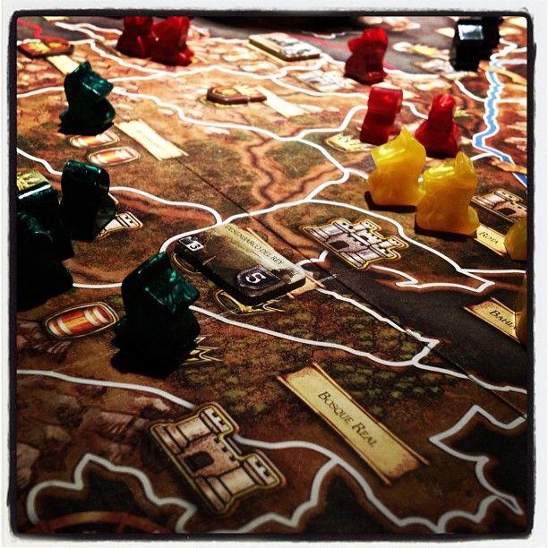Juego De Tronos El Juego De Tablero Game Of Thrones En Nuestra