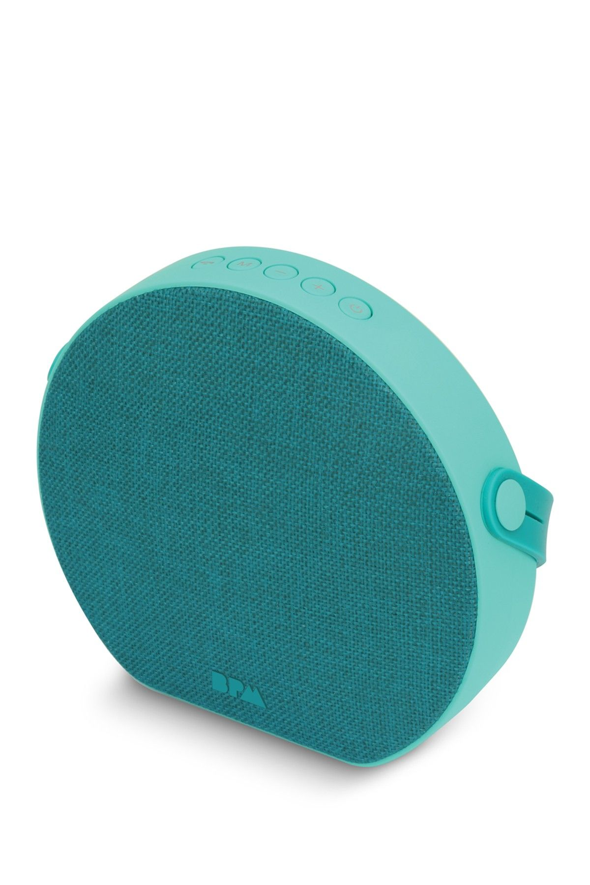 iHome BPM Bluetooth Portable Fashion Speaker - Teal | Bed Bath Room ...