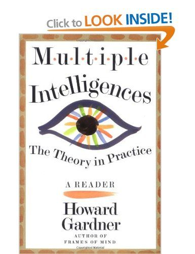 Multiple Intelligences: Amazon.co.uk: Howard Gardner, etc.: Books ...