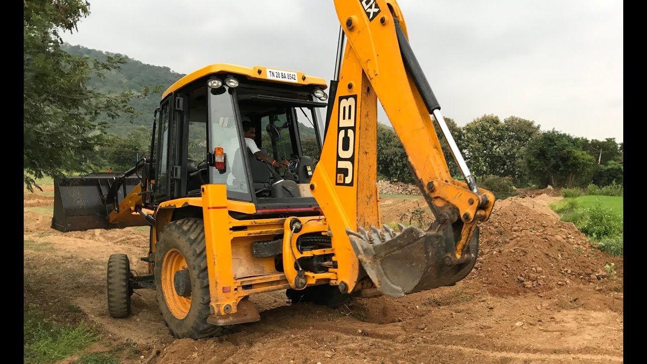 Jcb 3dx Super Super Tractors Mining Equipment