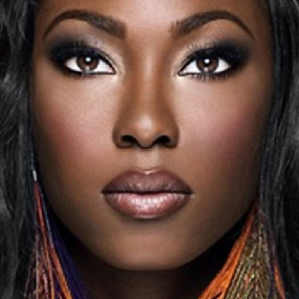 Makeup Tips For Dark Skin | *M A D E - U P* | Pinterest | Dark Black Women And Detox Products