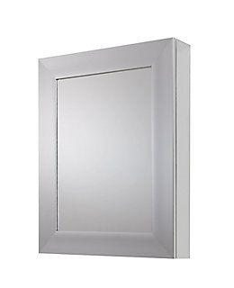 The Glacier Bay 24 Inch X 30 Inch Medicine Cabinet Has A Rust Free