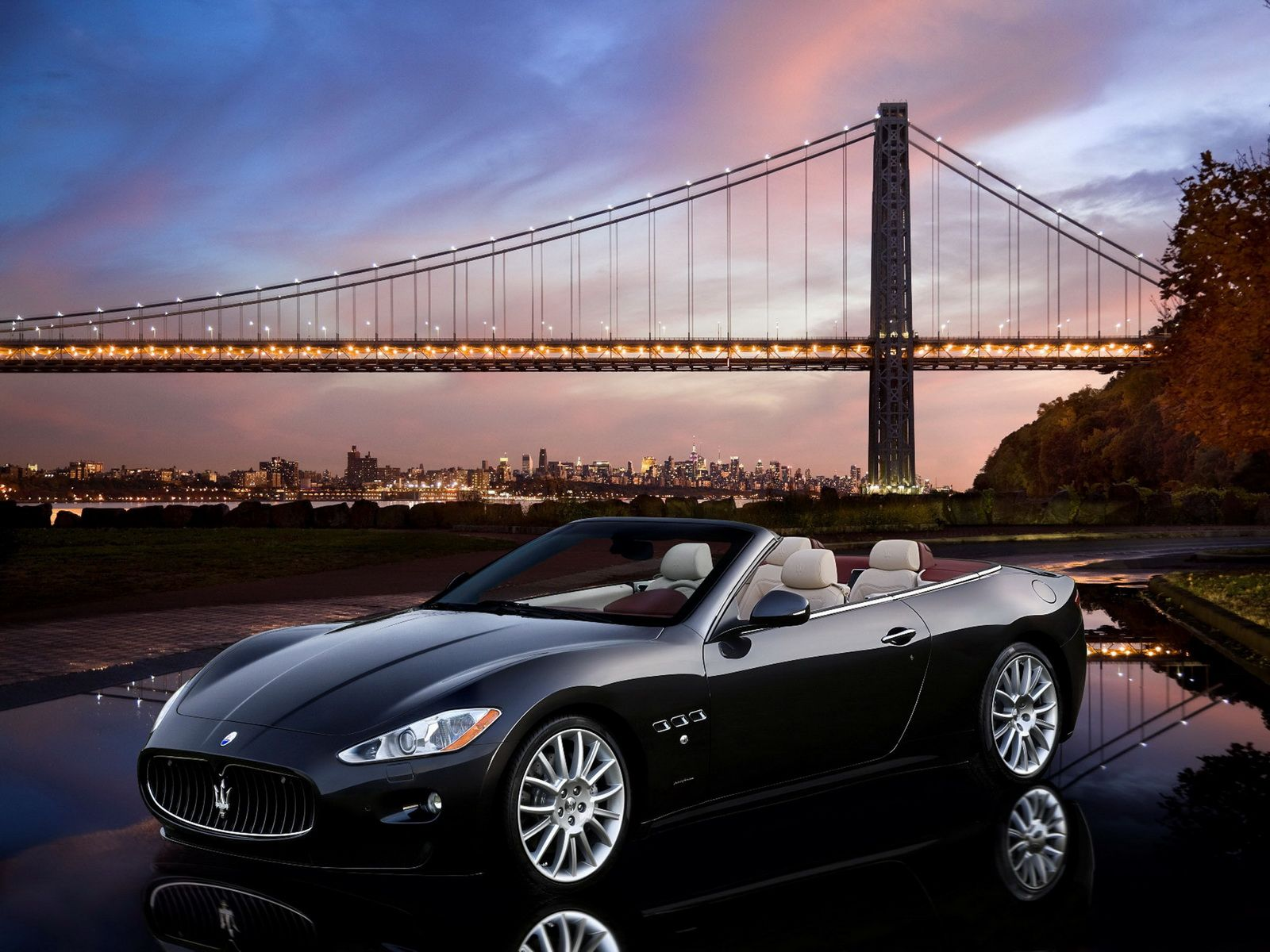 Gran Turismo Wallpaper Hd: Maserati Gran Turismo GT Convertible HD Widescreen