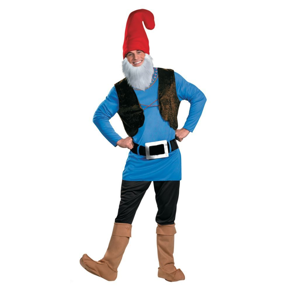 Papa Gnome Halloween Costume for Men