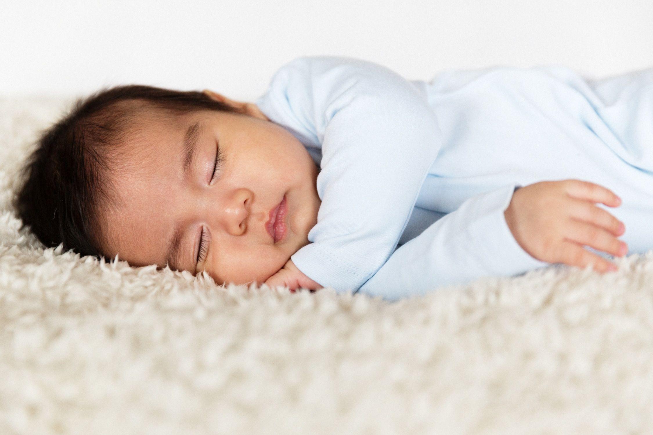 Con Petit Oh! se duerme mejor. Pijama de manga larga en algodón Pima.