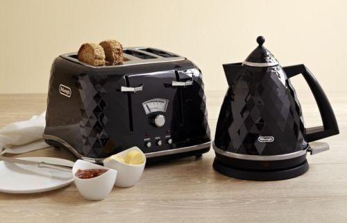 Toaster Sets Delonghi Brillante Retro