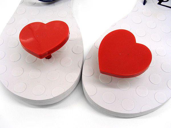 Ysl Biarritz Heart Sandals Biarritz Objects Ysl
