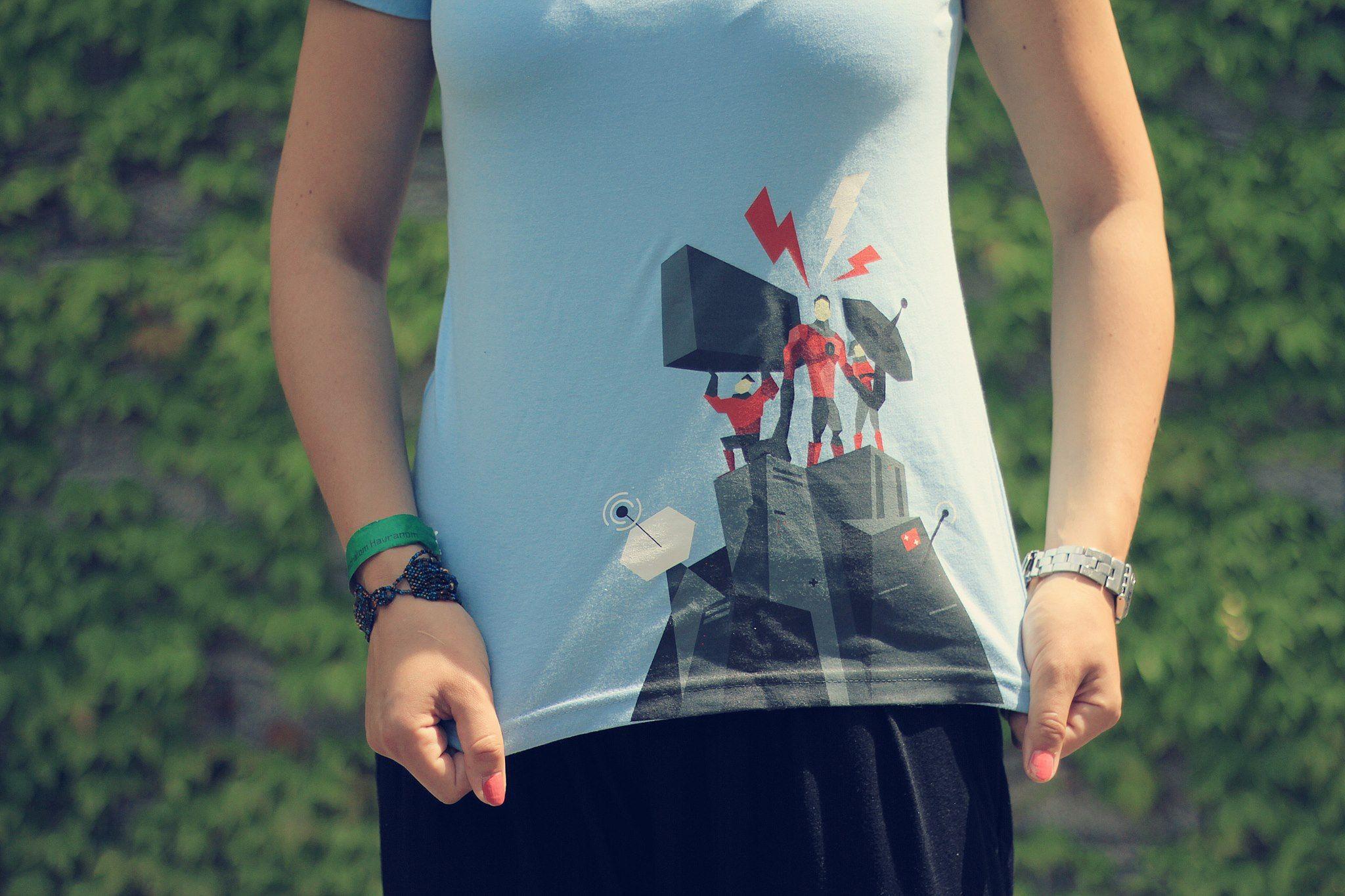 Limitovaná edícia tričiek
