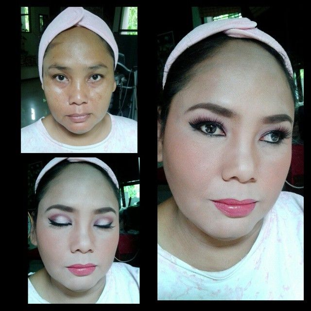 My first make over.. _PutriMayangsari_