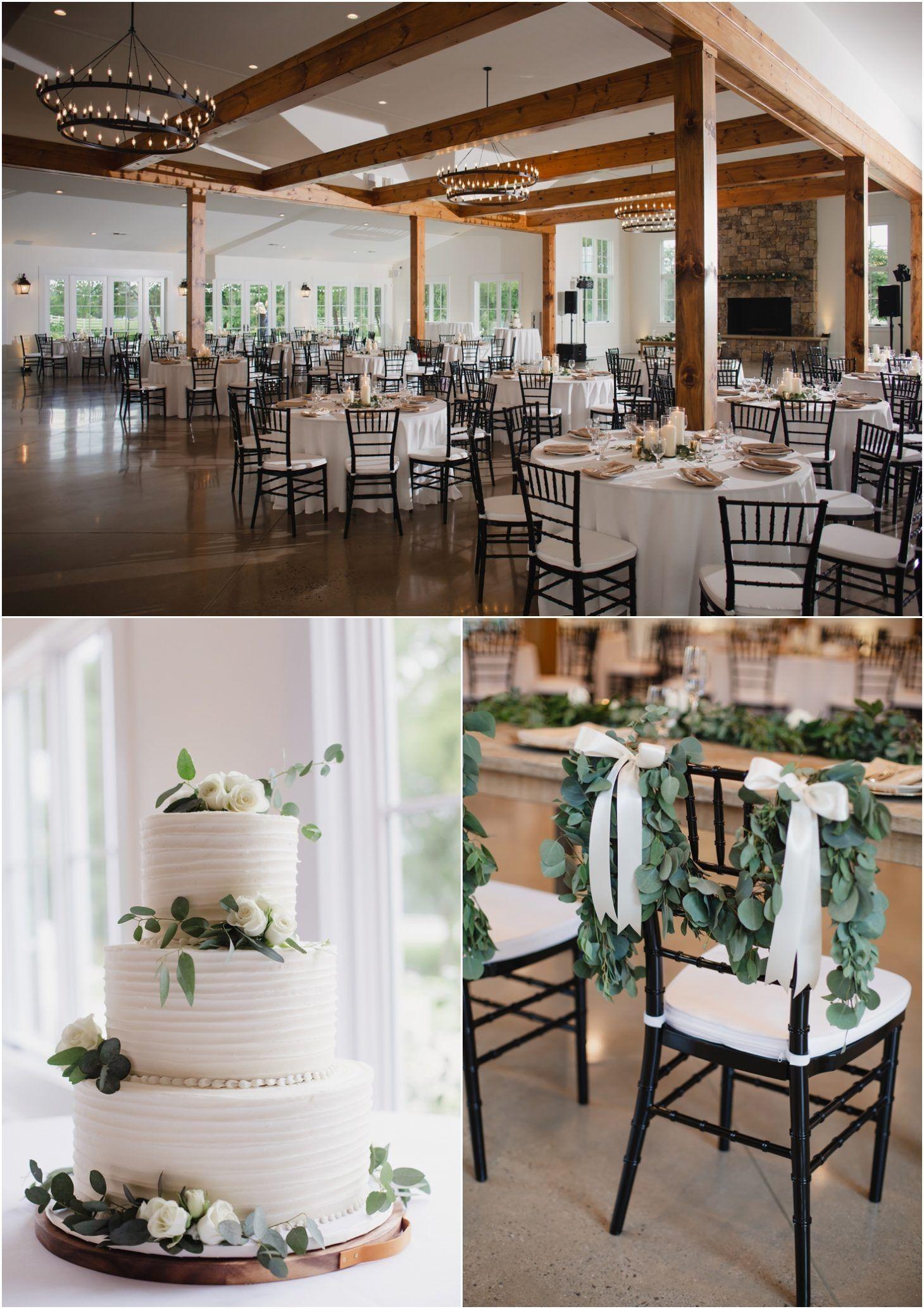Wedding Reception Hall At Marblegate Farm In Friendsville Tn
