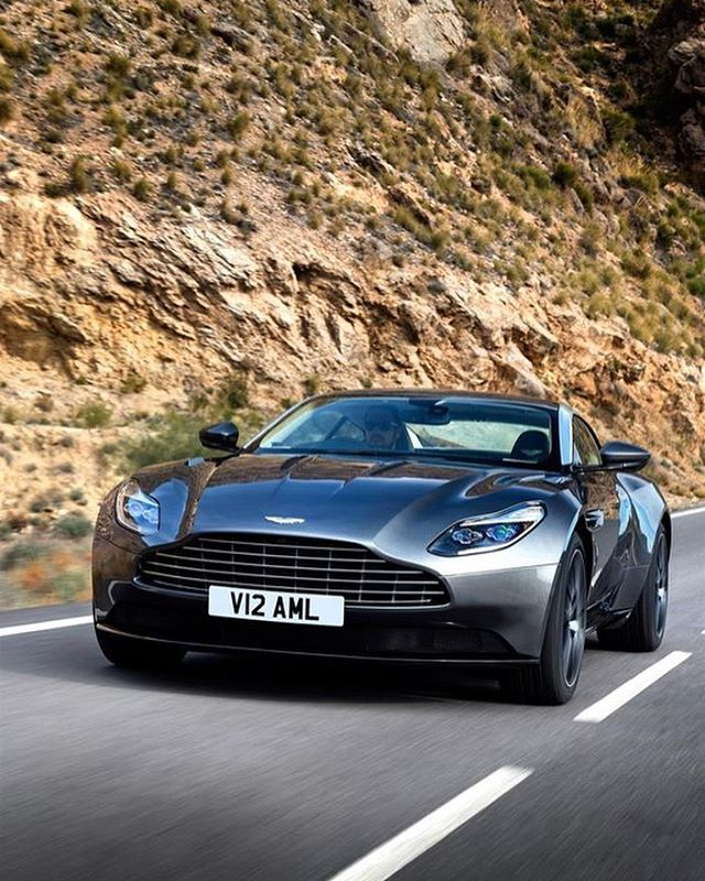 Aston Martin Db11: The New Aston Martin DB11 #astonmartindb11 #astonmartin