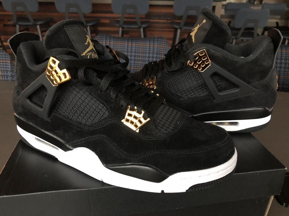 4e02a17044a8 Air Jordan 4 Retro Royalty Size 11  fashion  clothing  shoes  accessories   mensshoes  athleticshoes (ebay link)