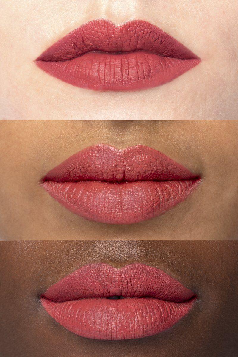 Iluvsarahii X Colourpop Dulcet Rosy Brick Ultra Matte Liquid