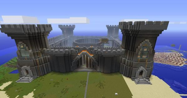 Minecraft Building Ideas On Super Flat Mode Yahoo Image Search
