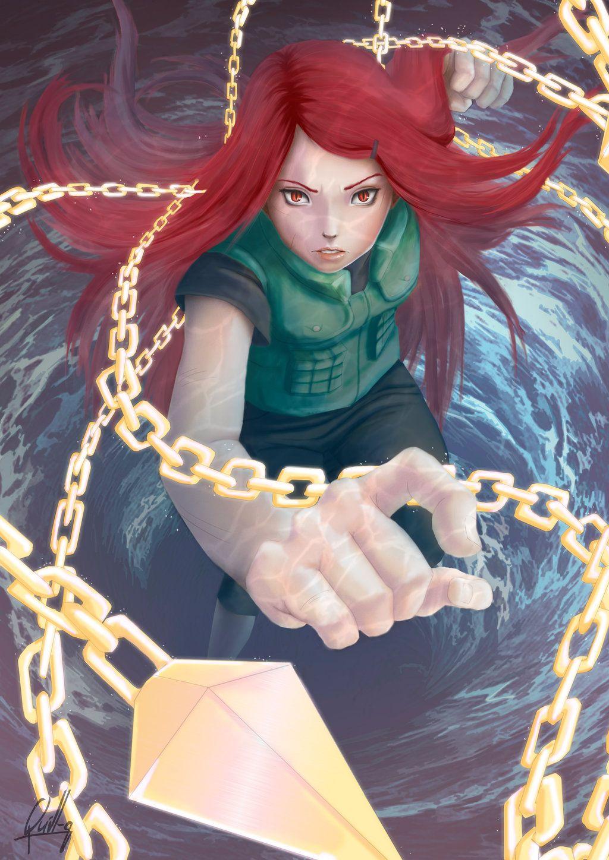 Child Of Whirlpools By Quill Q Kunoichi Naruto Anime Naruto Naruto