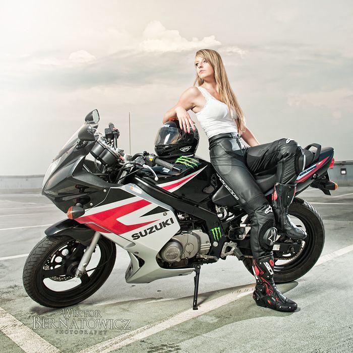 Motorcycle Girl Girls On Motorcycles Motorcycle Motorbike
