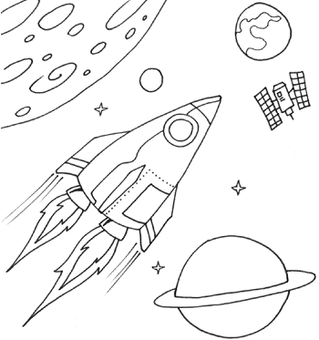 Afficher L Image D Origine Space Coloring Pages Planet Coloring Pages Solar System Coloring Pages