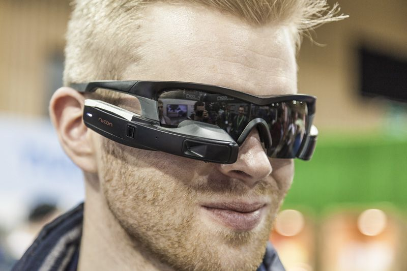 Next Season's Secret Weapon?  Would you wear this cycling heads up display? It's kind of like Google Glass for your rides - maybe more. #cycling #ReconJet #wearabletech #recon #GoogleGlass #cycling #glasses #sunglasses http://snip.ly/zo2V