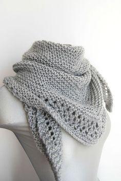comment tricoter un chale au crochet