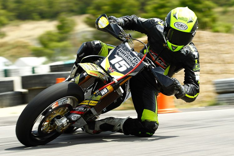 #15 Dani Ribalta Supermoto No Limits
