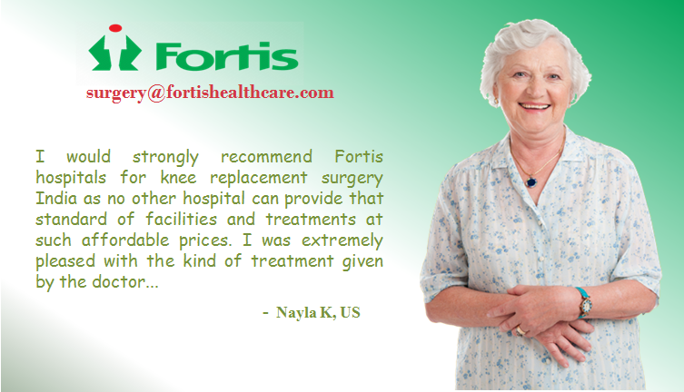 Fortis Hospital Patient Review