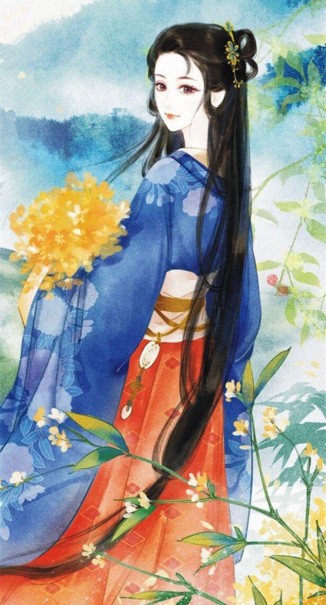 Tịch Linh (Có hình ảnh) Anime, Nghệ thuật, Nghệ thuật cổ xưa