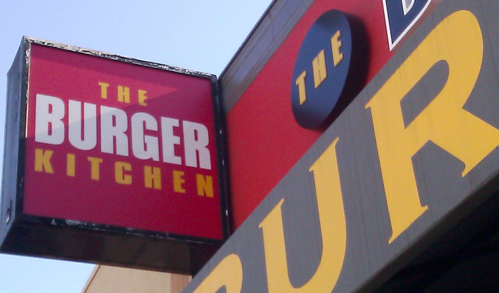The Burger Kitchen Was Featured On Chef Gordom Ramsayu0027s Kitchen Nightmares,  But Even That Couldnu0027t Save This 3rd Street LA Restaurant.
