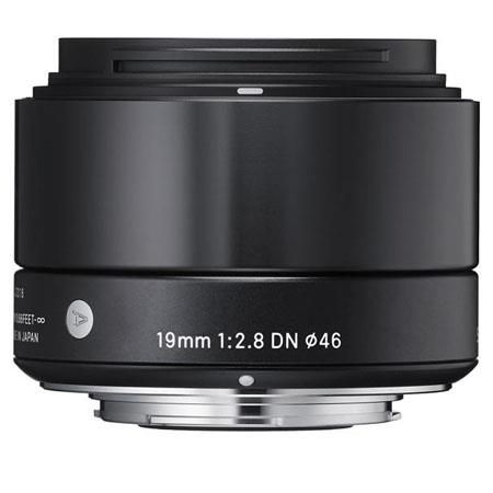 Sigma 19mm f/2.8: Picture 1 thumbnail