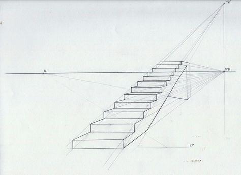pin von uli endt auf zeichnen bungen pinterest perspektive zeichnen und perspektivisches. Black Bedroom Furniture Sets. Home Design Ideas