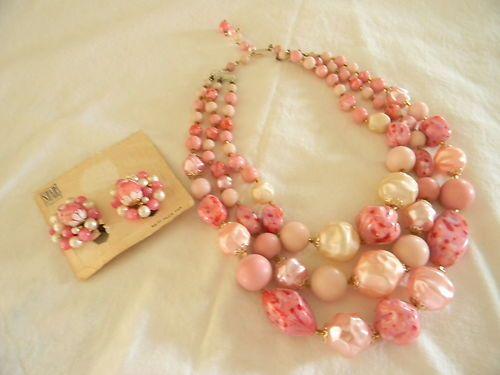 50's Rockabilly Necklace