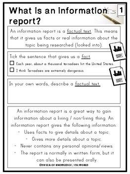 Writing Information Reports Writing Reports Guide Printables And Activities Report Writing Informational Writing Report Writing Template