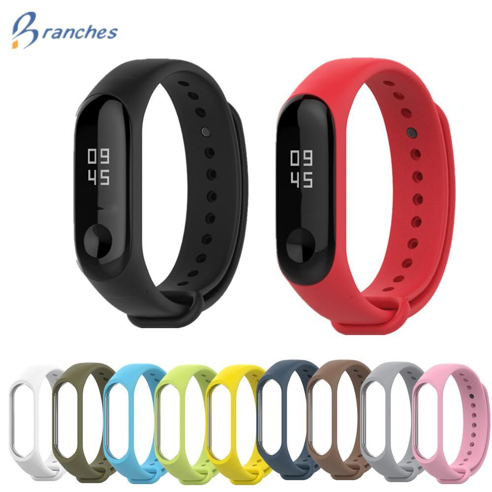 Mi Band 3 For Xiaomi Mi Band 3 Strap Silicone Strap Bracelet Wristband Smart Band Accessories Wrist Strap And For Mi Band3 Yesterd Band Wearable Device Cool Things To Buy