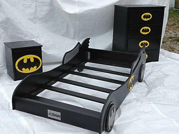 Resultado de imagen para habitaciones para jovenes varones de batman ...