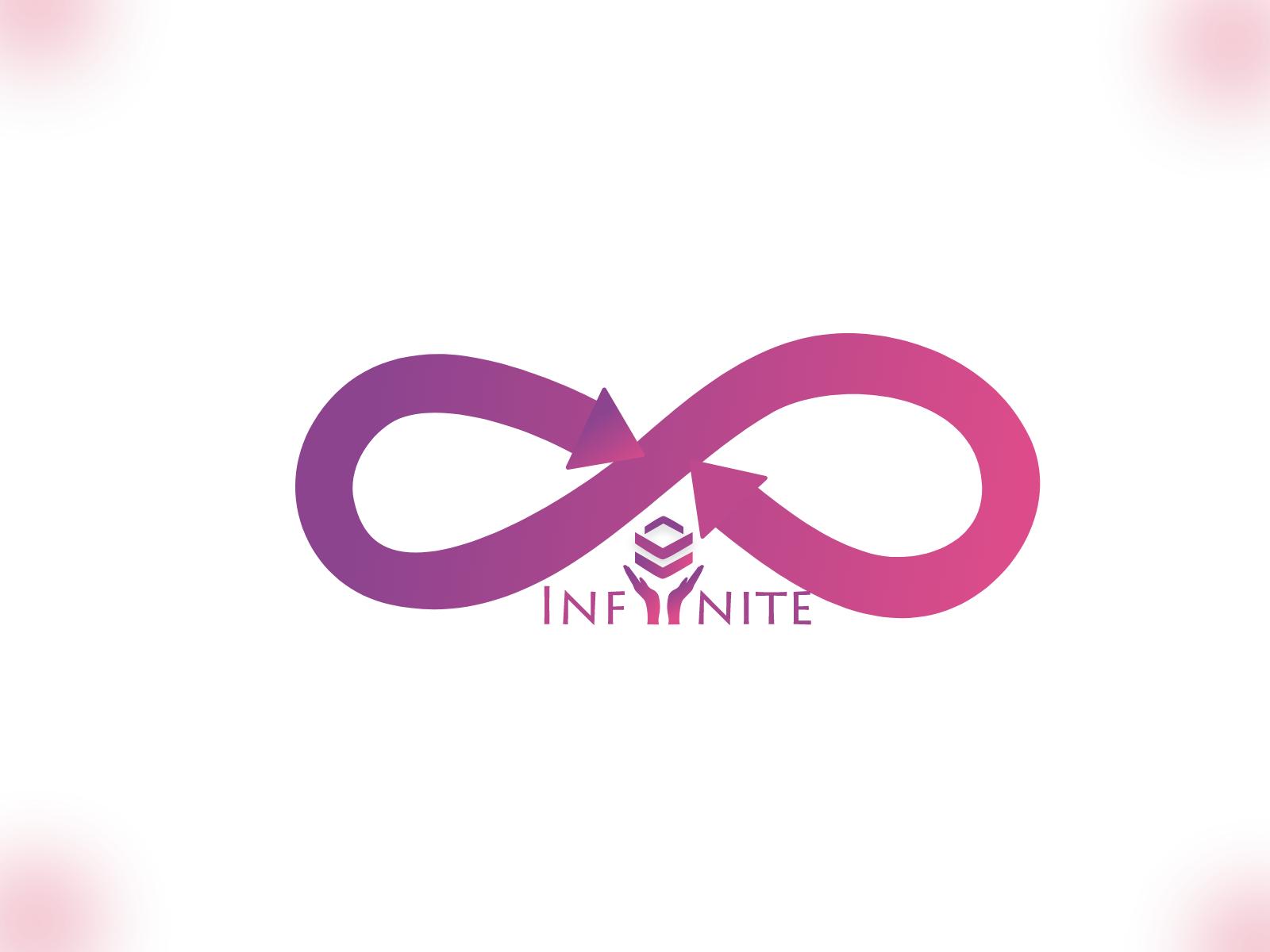 Infinite Logo Infinite Logo Fresh Logo Design Logos