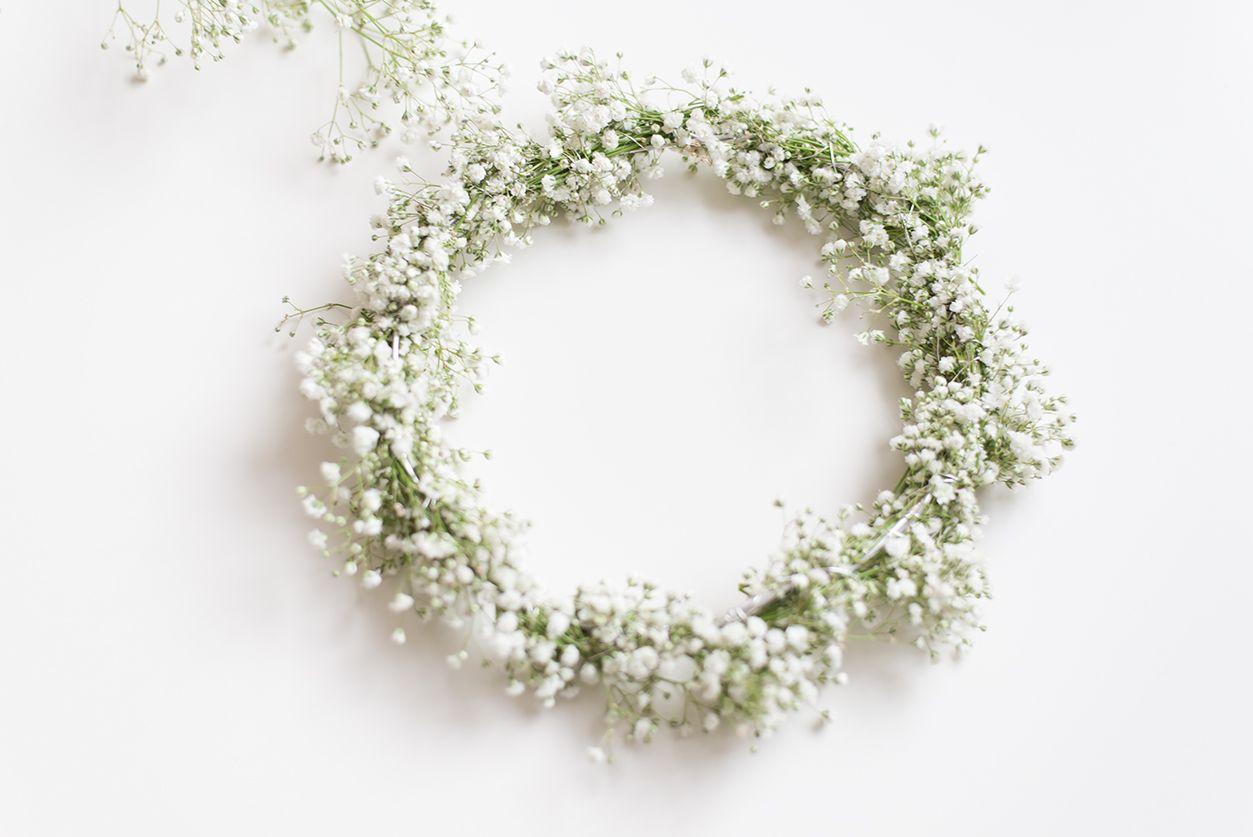 Blumenkranz DIY | Wedding inspirations | Wedding Flowers ...
