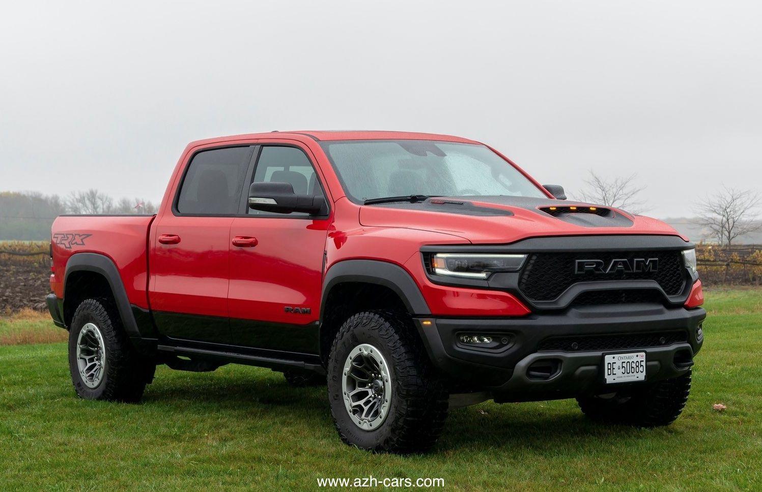 Ram 1500 Trx 2021 Dodge Trucks Trx Ram 1500