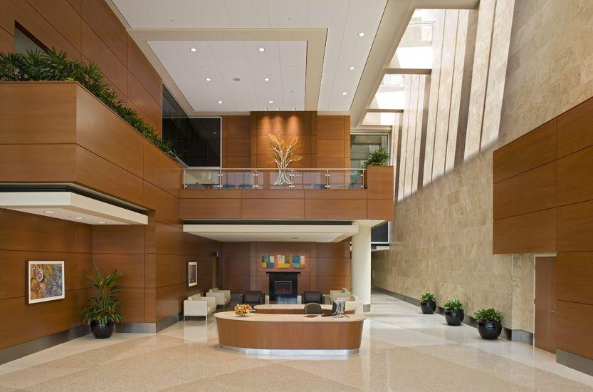 mercy hospital st. louis lobby Hospital interior design