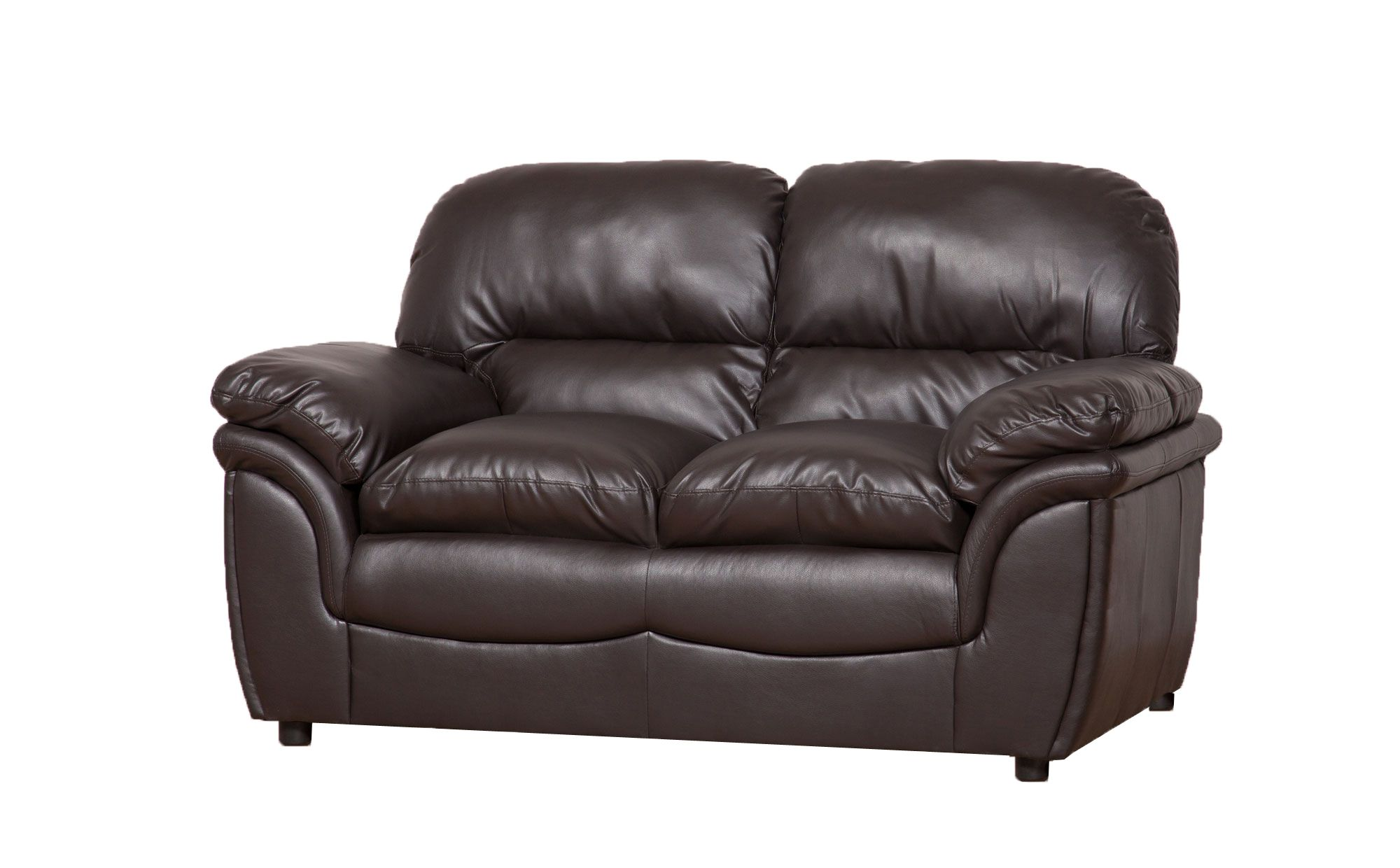 Rochester Brown Leather Sofa 299 99