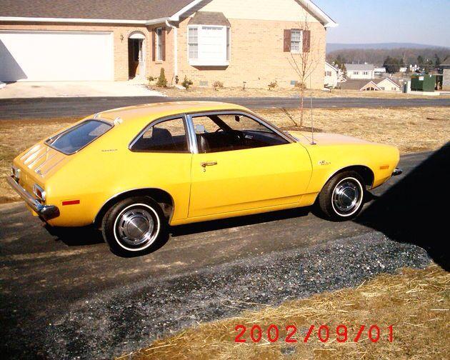1971 Ford Pinto & 1971 Ford Pinto   Ford Pinto 1971-1980   Pinterest   Ford pinto ... markmcfarlin.com
