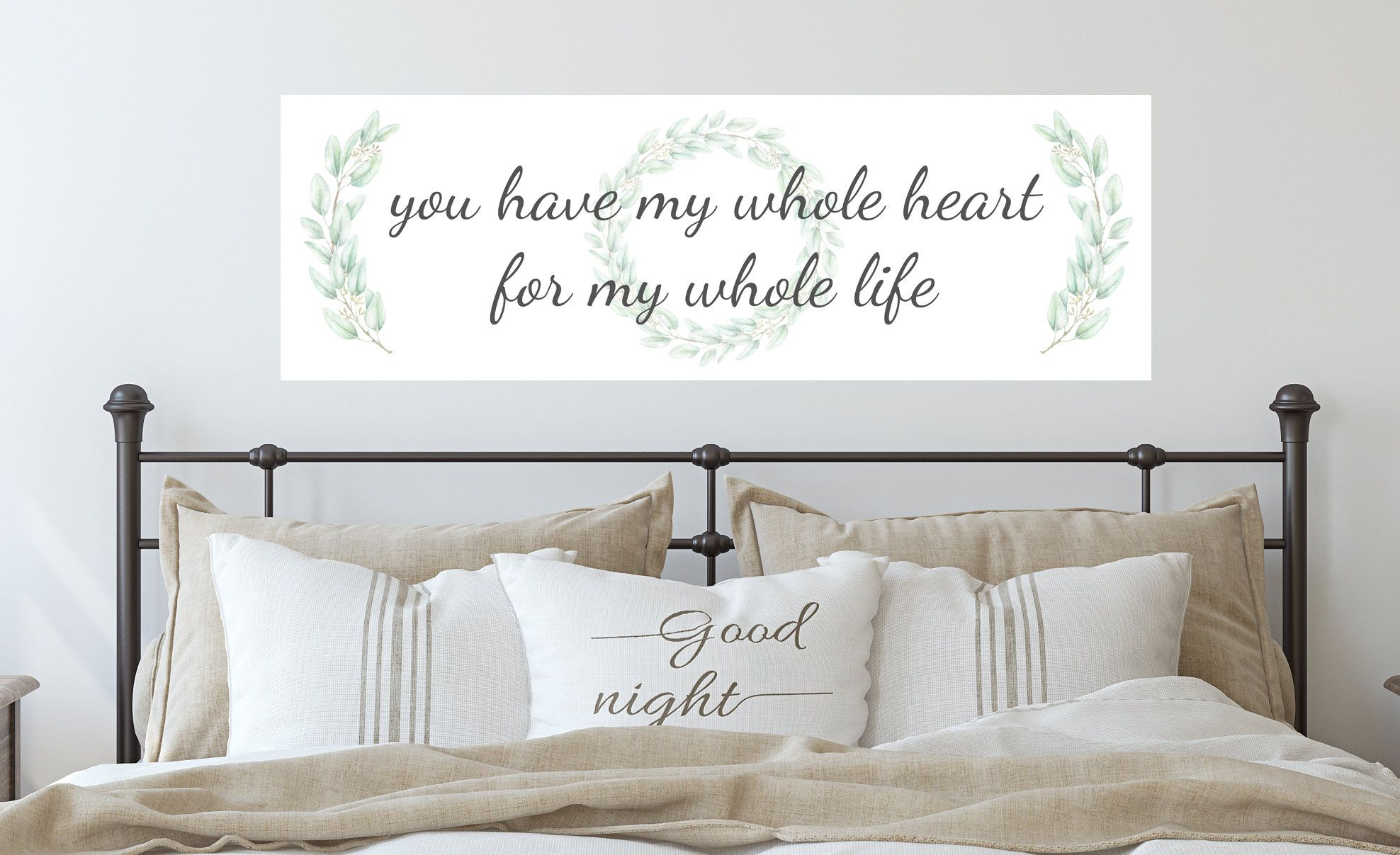 Pin On Inspirational Quotes Signs For Home Bedroom